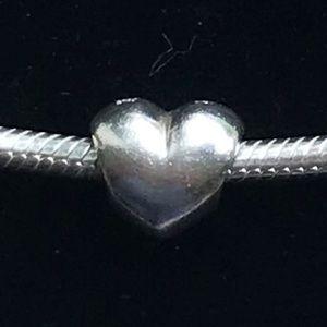 Pandora Jewelry - Pandora Heart Charm